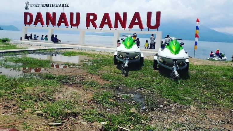 Foto: Danau Ranau (Dok. Pribadi Rafita)