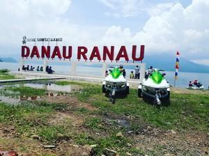 Weekend di Palembang, Yuk Main ke Danau Ranau