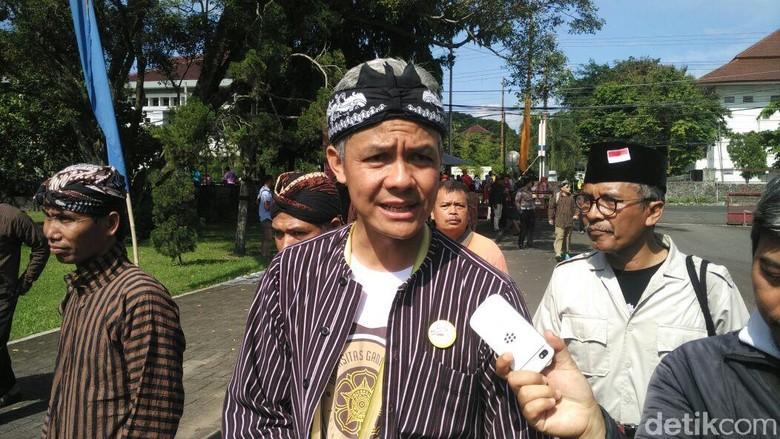 Ganjar Pranowo: PDIP akan Umumkan Nama Cagub Jateng Pada 4 Januari