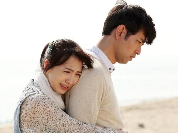 ilustrasi putus cinta dari drama korea