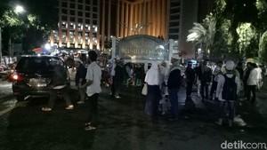 Massa Aksi Bela Palestina Mulai Padati Masjid Istiqlal