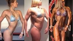 Cuma butuh 6 bulan bagi Shannen Delilah untuk bertransformasi jadi sekekar atlet binaraga. Sebelumnya ia tidak percaya diri dengan tubuhnya.