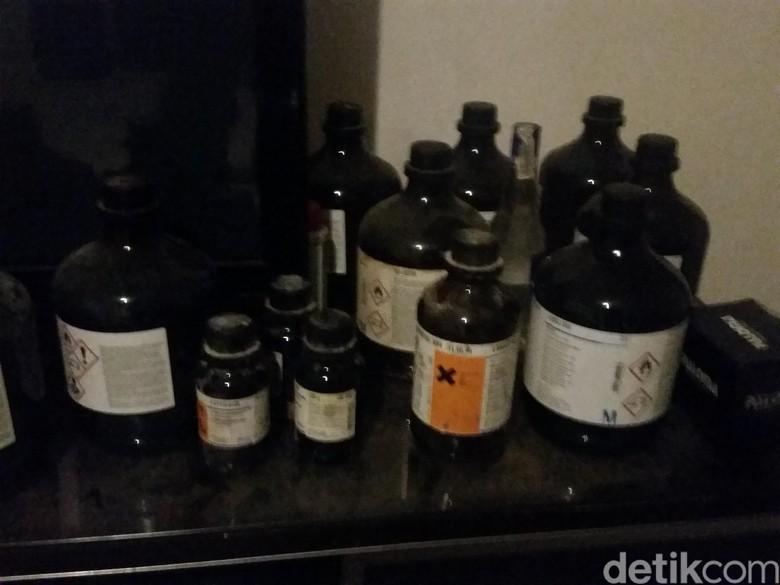 Ini Sebutan Sabu Liquid yang Populer di Diskotek MG