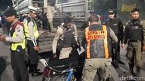Polrestabes Surabaya Razia Motor Jelang Natal dan Tahan Baru