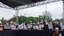 Orasi di Monas, Fadli Serukan Dukungan untuk Kemerdekaan Palestina