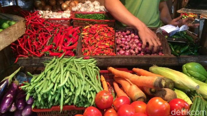 Harga Pangan Naik di Pasar Senen