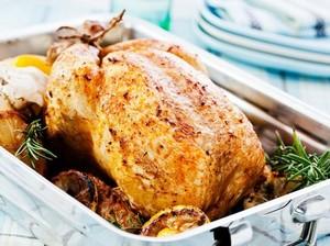 Menu Natal: Wangi Semerbak Ayam Panggang dan Cookies dengan Sentuhan Rempah
