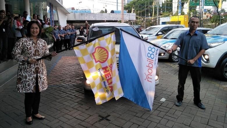 Muncul Mobil Baru, Mobil Bekas Tetap Diminati Tahun Ini  Foto: Ruly Kurniawan