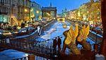 Ini St Petersburg, Kota Cantik yang Diselamatkan CIA dari Teror ISIS