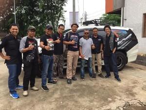 Komunitas Pajero Sport Siap Jelajahi Sumatera Hingga 5.268 Km