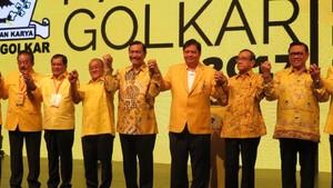 Golkar, Airlangga, dan Jokowi