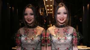 Pesona Chacha Frederica dan Kembarannya