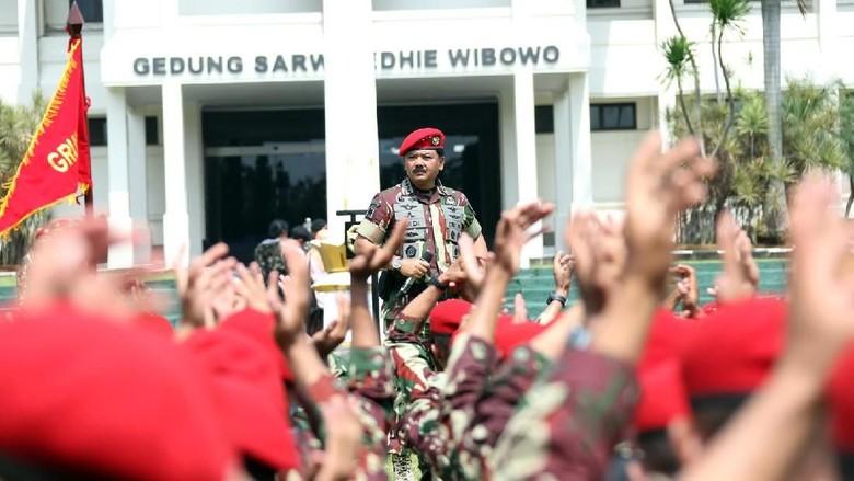 Anulir Mutasi 16 Pati, Panglima TNI: Bukan karena Like and Dislike