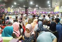 Transmart carrefour Cipto Cirebon penuh (Dok. Transmart Carrefour)