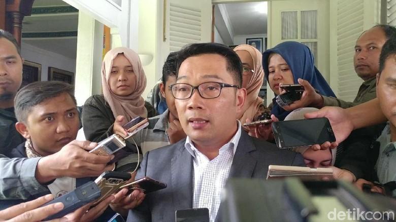 Foto: Wali Kota Bandung Ridwan Kamil (Tri Ispranoto)