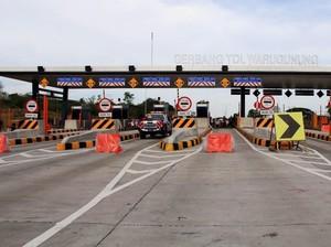 Beroperasi Penuh, Berapa Tarif Tol Surabaya-Mojokerto?