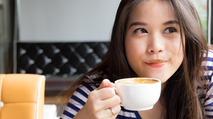 Minum kopi di pagi hari ternyata punya manfaat kesehatan ekstra. Foto: thinkstock
