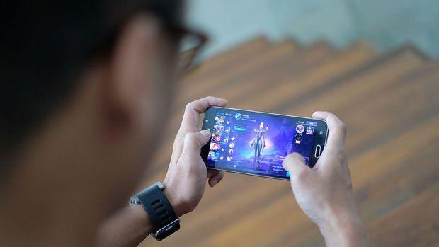 Ilustrasi Mobile Legends.