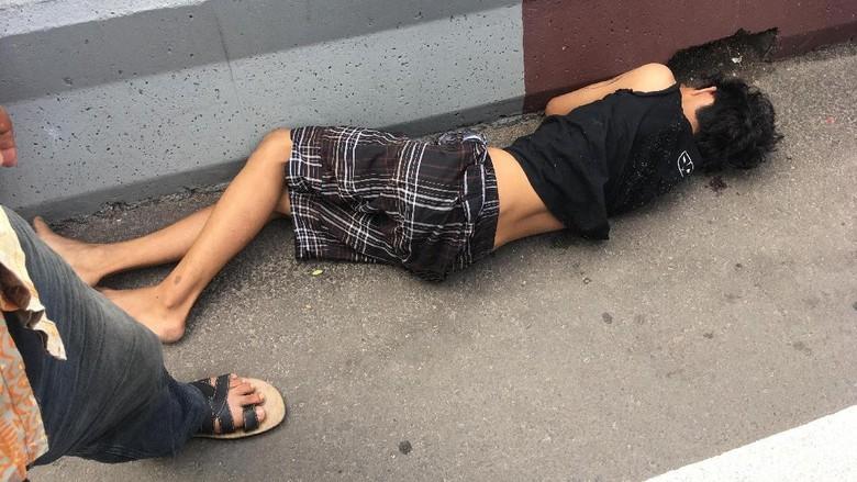 Kecelakaan di Flyover Tanah Abang, Korban Kedapatan Bawa Sabu