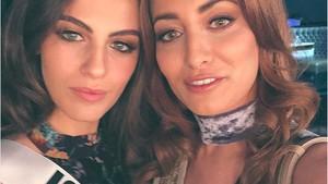Duh! Miss Irak Terancam Dibunuh karena Selfie Bareng Miss Israel