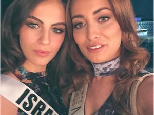 <i>Selfie</i> Bareng Miss Israel, Miss Irak Diancam akan Dibunuh