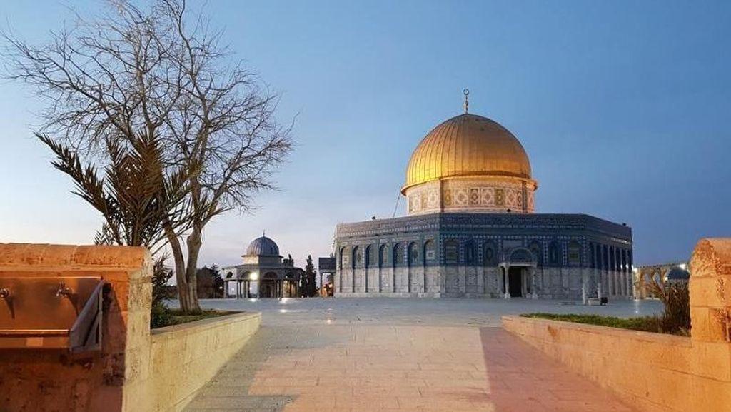 Ramai Isu Larangan Berkunjung, Ada Destinasi Religi Apa Saja di Israel?