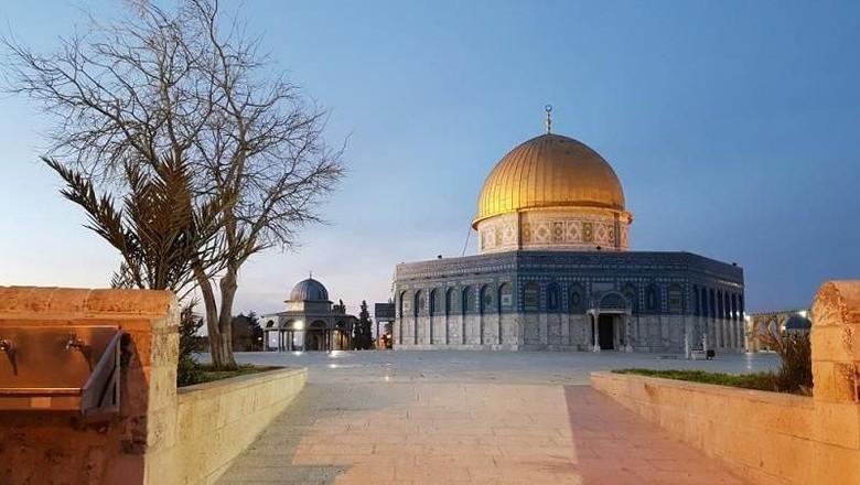 Dome of Rock di Yerusalem, Israel (andikset/dTraveler)