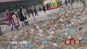 Ingin Lihat Pameran Kupu-kupu, Warga di China Malah Kena Tipu