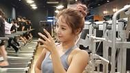 Guru Fitnes Cantik Ini Squat 1000 Kali Sehari demi Punya Bokong Indah