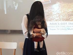 Reaksi The Sacred Riana soal Kemenangannya di Asias Got Talent Musim ke-2