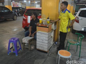 Jukir di Cirebon yang Meninggal Saat Duduk Punya Penyakit Jantung