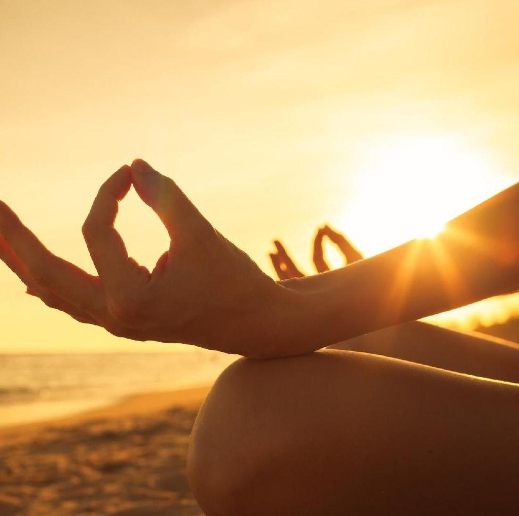 Bisa Dicoba! Teknik Meditasi Pernapasan Sederhana Ini Bisa Atasi Stres