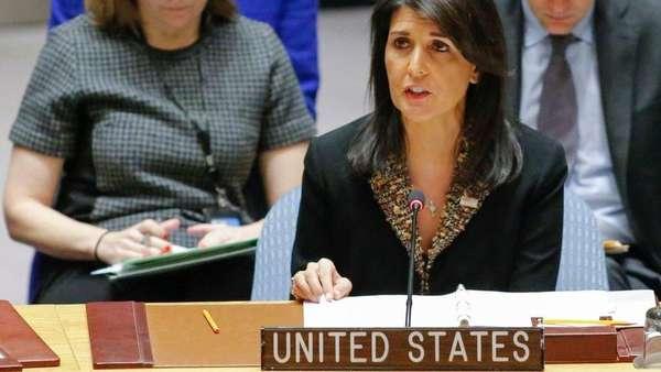 AS Veto Resolusi DK PBB Soal Yerusalem, Ini Respons Negara Arab