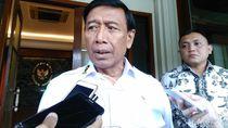Wiranto akan Lapor ke Jokowi soal Baasyir dan Muslim Cyber Army