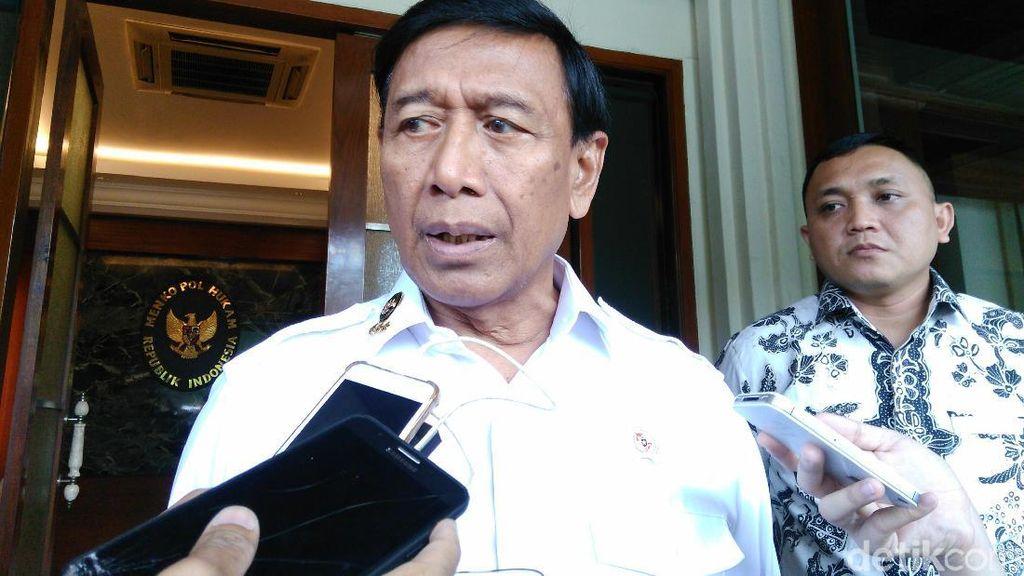 Wiranto Butuh Anggaran Rp 281 Miliar Tahun Depan, untuk Apa Saja?