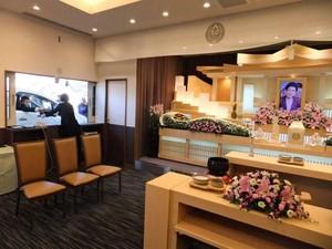 Cuma di Jepang, Rumah Duka Berkonsep Drive Through
