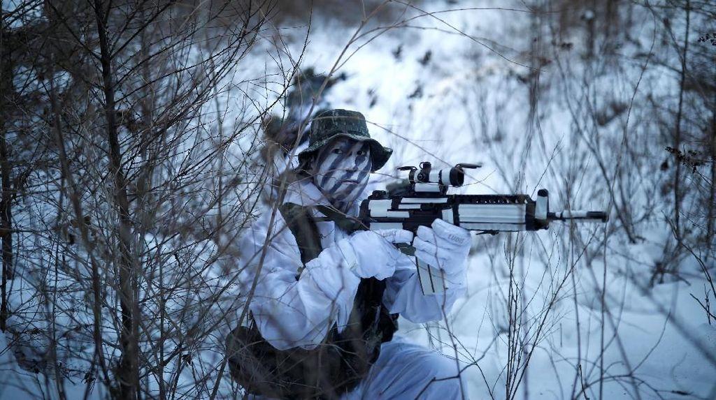 Latihan Militer AS-Korsel Akan Dimulai April, Korut Bakal Marah?
