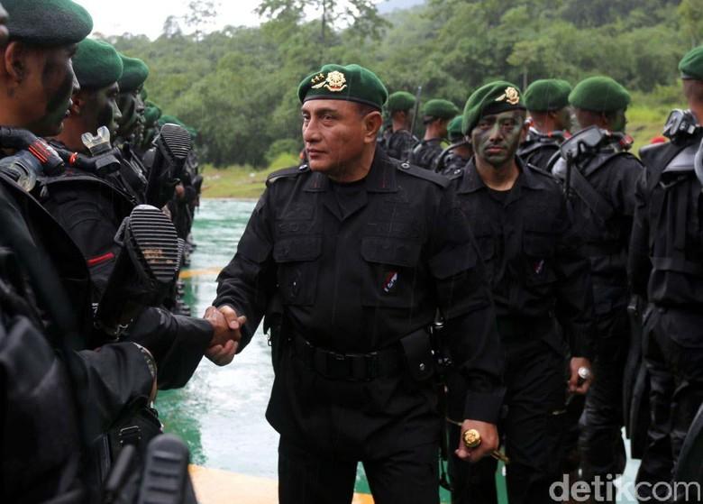 Keputusan Jenderal Gatot Dibatalkan, Edy Tetap Jadi Pangkostrad