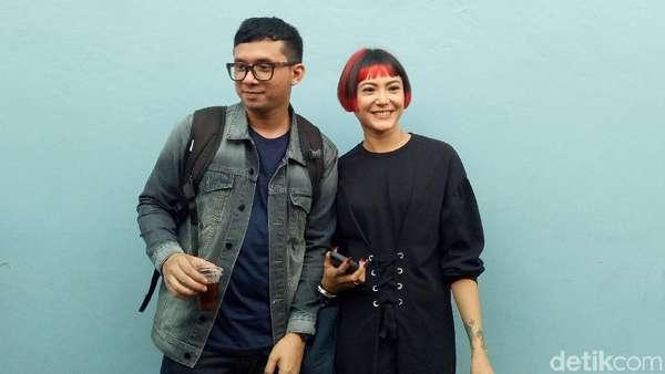 Calon Pengantin, Poppy Sovia dan Ahmad Gussaoki