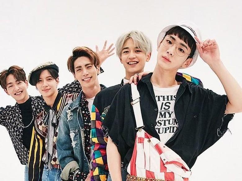 SHINee Sukses Gelar Konser, Key Tulis Pesan Manis untuk Jonghyun