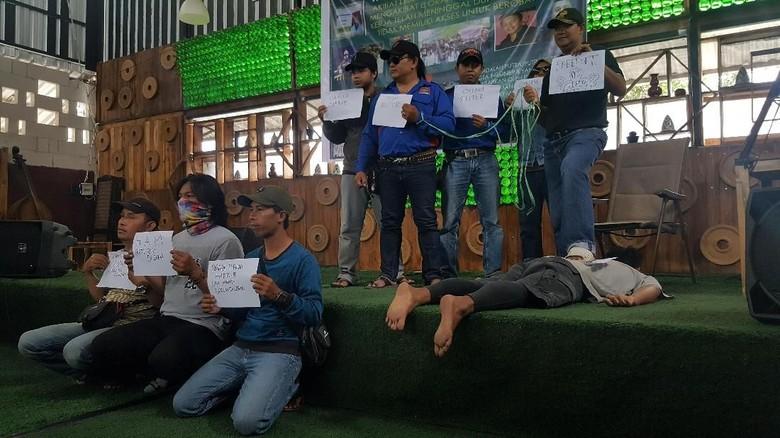 Jerit Karyawan Freeport, Mengaku Hak Tak Dipenuhi
