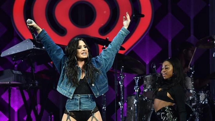Demi Lovato aktif jiu-jitsu lagi. Foto: Getty Images