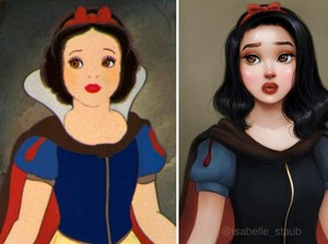 Ketika Karakter Disney Dipoles Ulang agar Lebih Nyata
