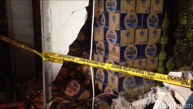 Tabung Gas Meledak di Ruko Apartemen Casablanca, 1 Orang Terluka