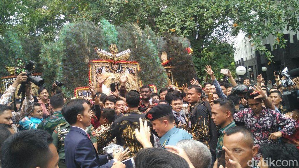 Sindir KLHK, Jokowi Ingin Indonesia Tiru Norwegia soal Kehutanan
