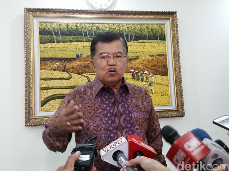 JK: Tak Ada Mahar Saat Saya Usulkan Anies ke Prabowo