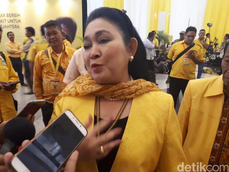 Titiek Soeharto soal Capres: Emang Prabowo Maju?