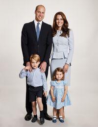 Pangeran George dan Putri Charlotte Ternyata Senang Bikin Pizza