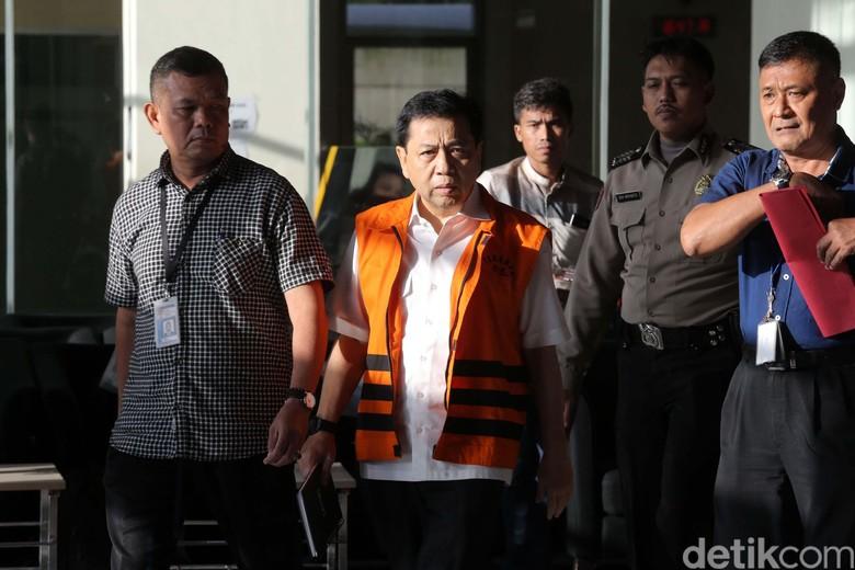 Novanto Ingin Jadi Justice Collaborator, Siapa Ikut Diseret?