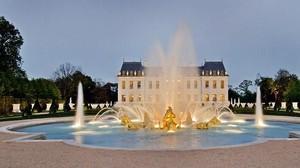 Rumah Pangeran Arab Rp 4,3 Triliun Mirip Istana Raja Prancis